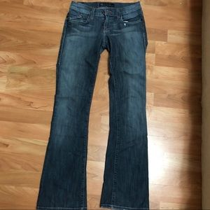 Rock and republic grey blue jeans size 24